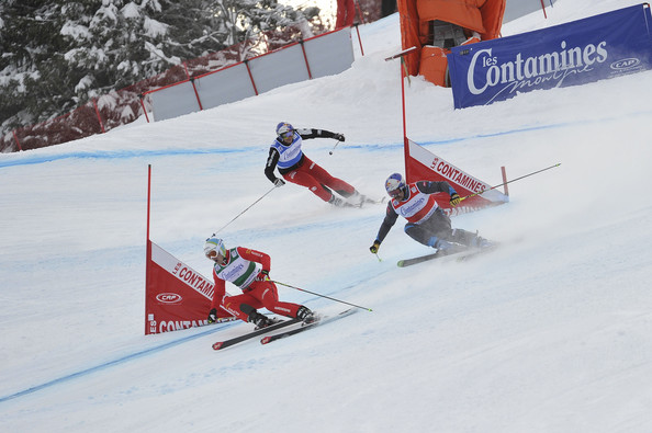 Men and Women's Freestyle Ski Cross - FIS World Cup