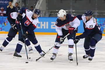 Tomas Starosta Winter Olympics: Ice Hockey