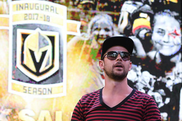 Tomas Tatar Vegas Golden Knights Host Stick Salute To Vegas And Our Fans Event