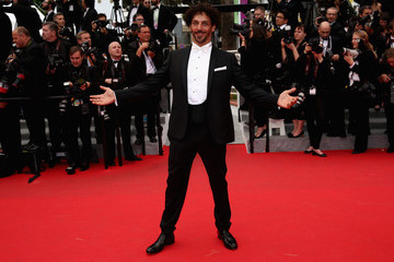 "Tomer Sisley ""Saint Laurent"" Premiere - The 67th Annual Cannes Film Festival"