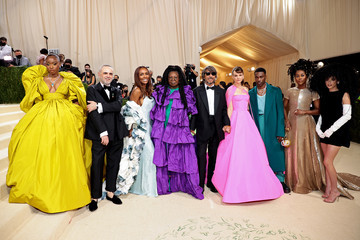 Tomi Adeyemi The 2021 Met Gala Celebrating In America: A Lexicon Of Fashion - Arrivals
