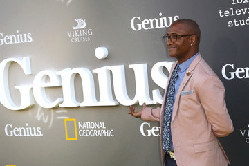 Tommy Davidson National Geographic's Premiere Screening of 'Genius' in Los Angeles