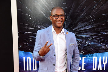 Tommy Davidson Premiere of 20th Century Fox's 'Independence Day: Resurgence' - Arrivals