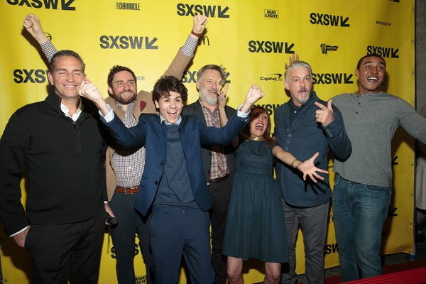 'The Ballad of Lefty Brown' Premiere - 2017 SXSW Conference and Festivals