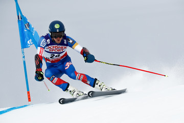 Tommy Ford FIS World Ski Championships - Men's Giant Slalom
