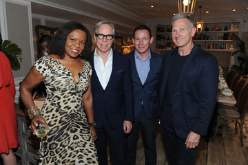 Tommy Hilfiger The Cut and New York Magazine's Dinner For Cathy Horyn