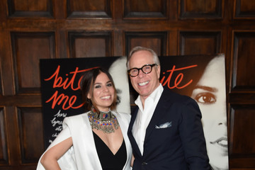 Tommy Hilfiger Ally and Tommy Hilfiger Celebrate the Launch of Ally's Book, 'Bite Me'