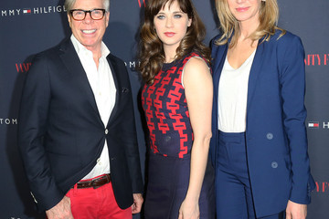 Tommy Hilfiger Zooey Deschanel Debuts New Capsule Collection