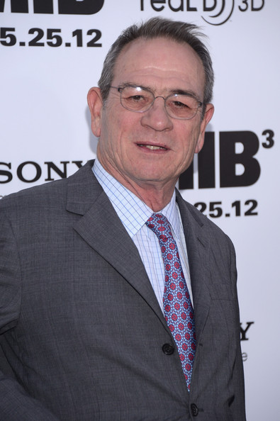 "Tommy Lee Jones Actor Tommy Lee Jones attends the ""Men In Black 3"" New ..."