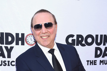 """Tommy Mottola """"Groundhog Day"""" Broadway Opening Night - Arrivals & Curtain Call"""