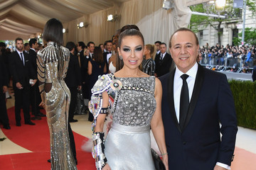 Tommy Mottola 'Manus x Machina: Fashion In An Age of Technology' Costume Institute Gala - Arrivals