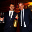 Tommy Robredo World's Best Tennis Players Launch Nitto ATP Finals At Houses Of Parliament