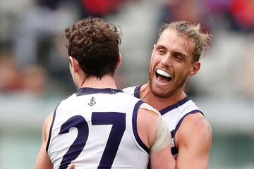 Tommy Sheridan AFL Rd 4 - Melbourne v Fremantle