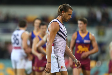 Tommy Sheridan AFL Rd 12 - Brisbane v Fremantle