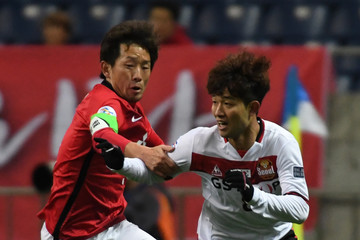 Tomoya Ugajin Urawa Red Diamonds v FC Seoul - AFC Champions League Group F