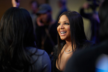 Toni Braxton Premiere of Lifetime's 'Faith Under Fire: The Antoinette Tuff Story'