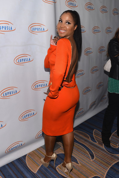 Toni Braxton - Lupus LA 10th Anniversary Hollywood Bag Ladies Luncheon