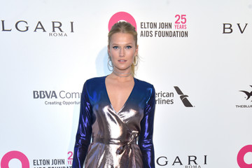 Toni Garrn 26th Annual Elton John AIDS Foundation's Academy Awards Viewing Party - Arrivals