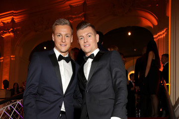 Toni Kroos Red Carpet Arrivals - GQ Men Of The Year Award 2019