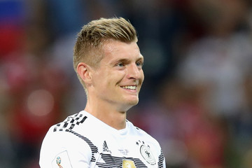 Toni Kroos Germany vs. Sweden: Group F - 2018 FIFA World Cup Russia