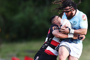 Toni Pulu Mitre 10 Cup Rd 7 - Counties Manakau vs. Northland