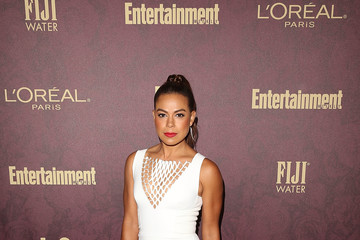 Toni Trucks FIJI Water At Entertainment Weekly Pre-Emmy Party