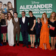 Toni Trucks 'Alexander and the Terrible, Horrible, No Good, Very Bad Day' Premiere — Part 3