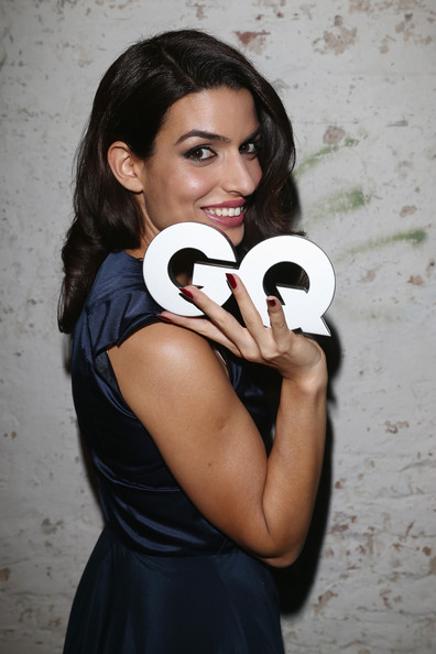 GQ Men Of The Year Award 2012 - Backstage