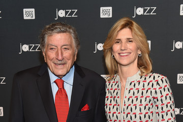 Tony Bennett Susan Benedetto Jazz At Lincoln Center's 30th Anniversary Gala - Arrivals