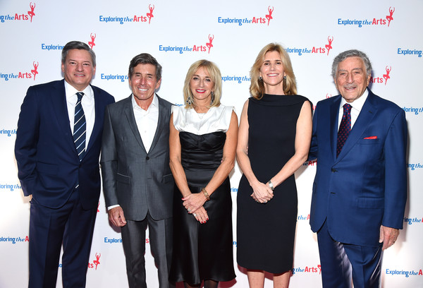 Tony Bennett's Exploring the Arts Gala 2018