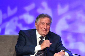 Tony Bennett Tony Bennett Performs in Concert - New York, New York