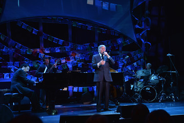 Tony Bennett Inside the SeriousFun Children's Network Gala