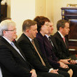 Tony Burke New Cabinet Sworn in at the Government House