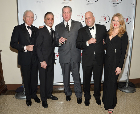 Table 4 Writers Foundation 1st Annual Awards Gala