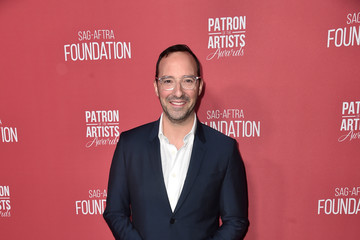 Tony Hale SAG-AFTRA Foundation's 3rd Annual Patron Of The Artists Awards - Arrivals