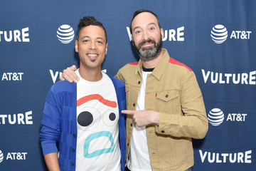 Tony Hale Vulture Festival Los Angeles 2019 - Day 1