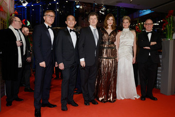 Tony Leung 'The Grand Budapest Hotel' Premieres in Berlin