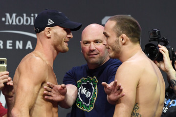Tony Martin UFC 229 Khabib vS. McGregor: Weigh-Ins