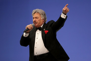 Tony Orlando President Donald Trump Attends A Salute To Our Armed Services Ball