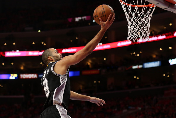 San Antonio Spurs v Los Angeles Clippers - Game Seven