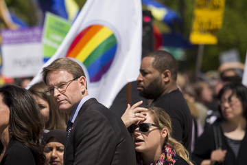 Tony Perkins Supreme Court Hears Arguments In Historic Marriage Equality Case