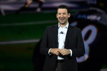 Tony Romo Latest Consumer Technology Products On Display At Annual CES In Las Vegas