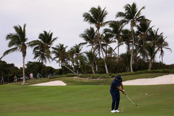 Tony Romo Corales Puntacana Resort And Club Championship - Round Two