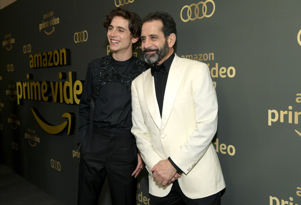 Amazon Prime Video's Golden Globe Awards After Party - Red Carpet