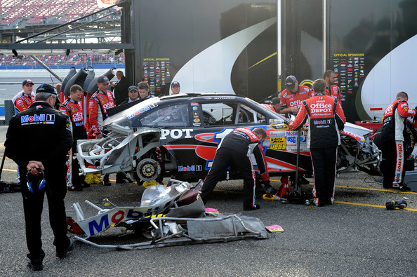 Tony Stewart Photos Photos - Good Sam Roadside Assistance