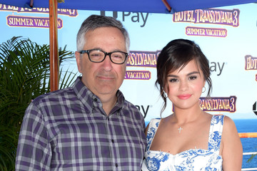 Tony Vinciquerra Columbia Pictures And Sony Pictures Animation's World Premiere Of 'Hotel Transylvania 3: Summer Vacation' - Red Carpet