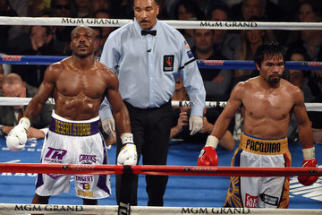 Tony Weeks Manny Pacquiao v Timothy Bradley Jr.