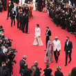 Tonya Lewis Lee 'Invisible Demons' Red Carpet - The 74th Annual Cannes Film Festival