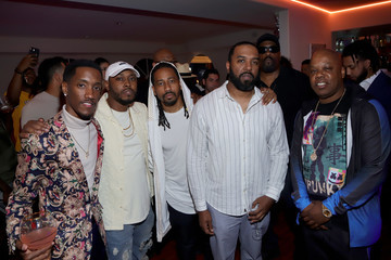 Too Short Zeus' 1st Celebrity Brunch Celebrating CEO Lemuel Plummer's Birthday