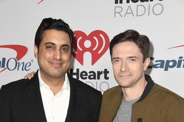 Topher Grace iHeartRadio Podcast Awards Presented By Capital One - Arrivals